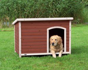 Caseta de jardin para perros