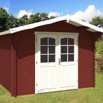 Caseta Para jardin de madera