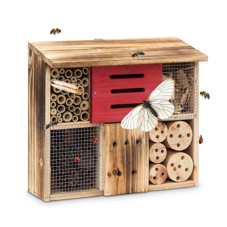 Hotel de Insectos madera